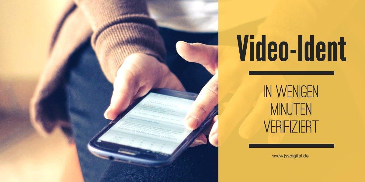 Beitrag: VideoIdent-Verfahren von IDnow: Künstliche Intelligenz checkt deinen Ausweis
