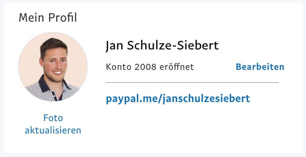 PayPal Konto Ero  ffnung  1