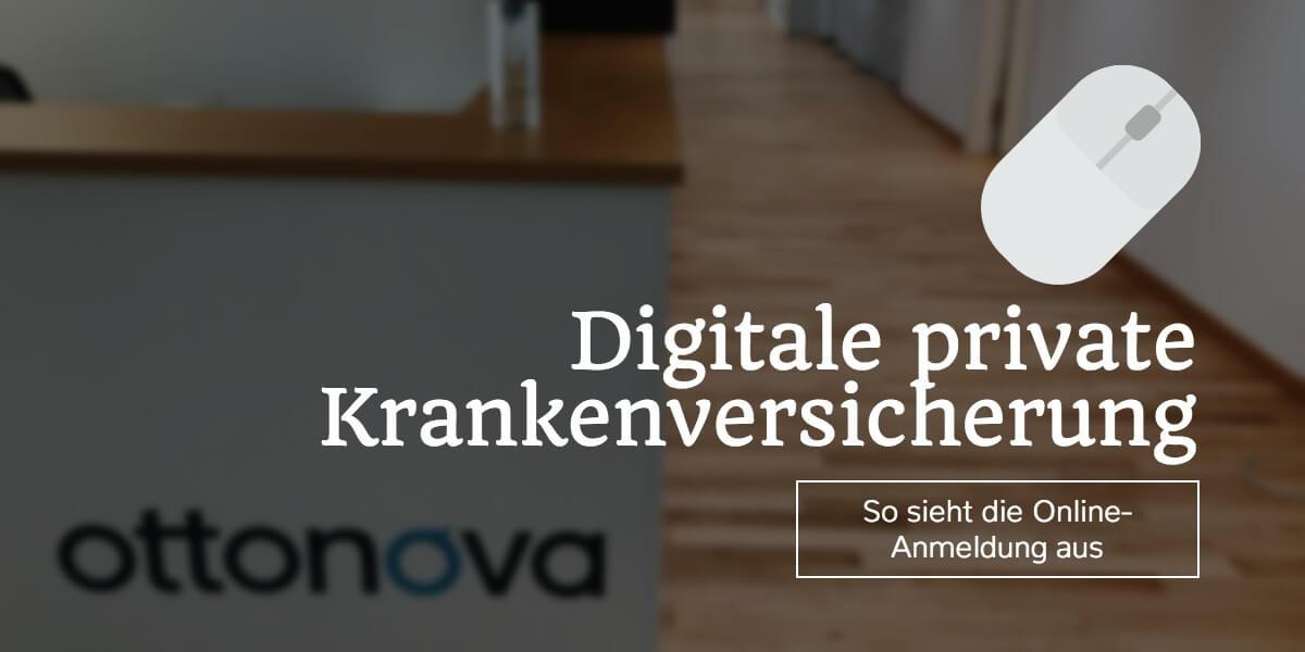 Beitrag: Ottonova Erfahrungen – So meldest du dich für die digitale PKV an