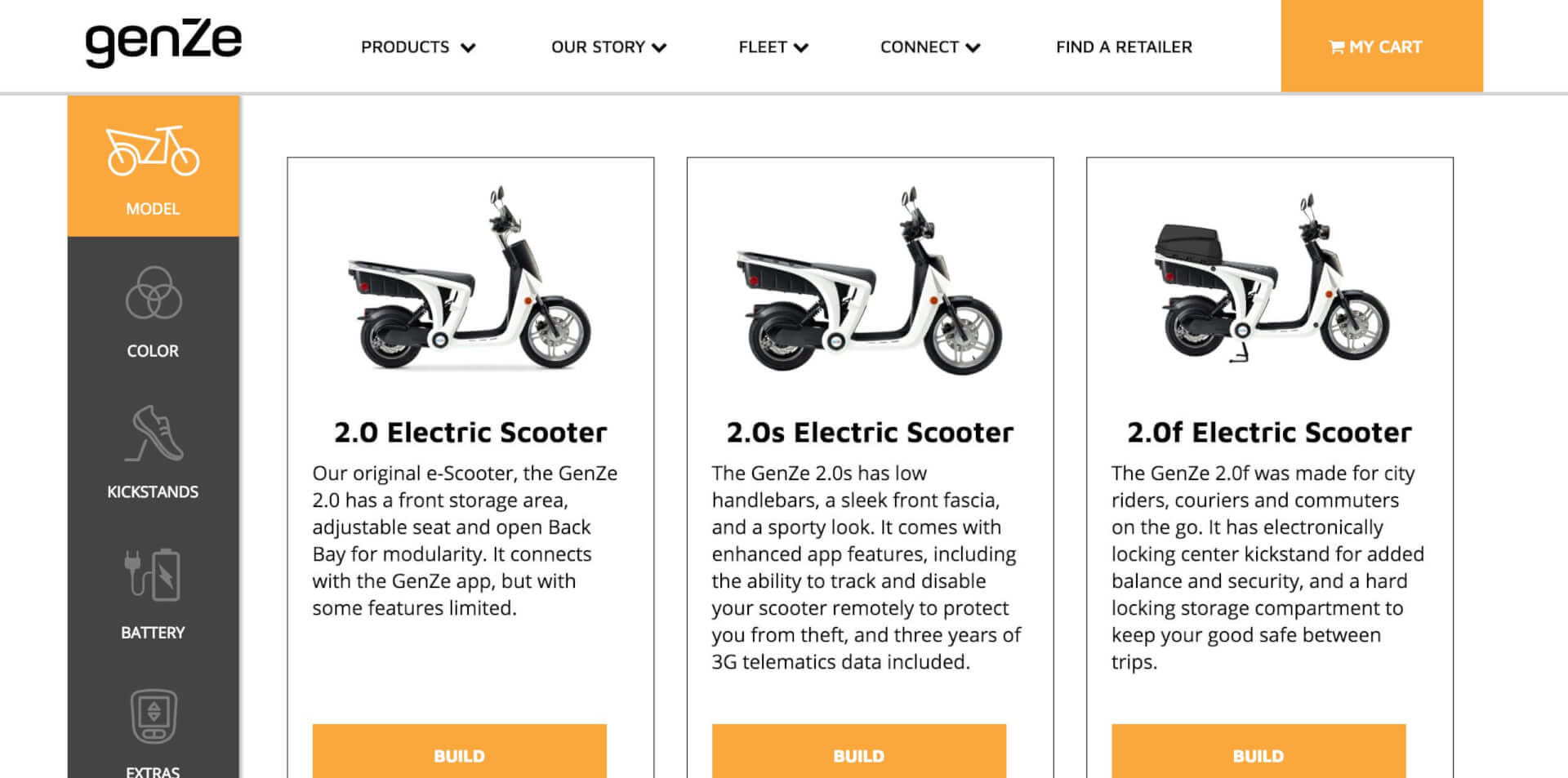 AppScooter E Roller E Scooter genze