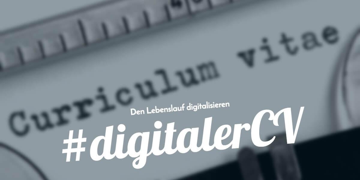 Beitrag: CV Management Tool – bewerben mit einem digitalen Lebenslauf
