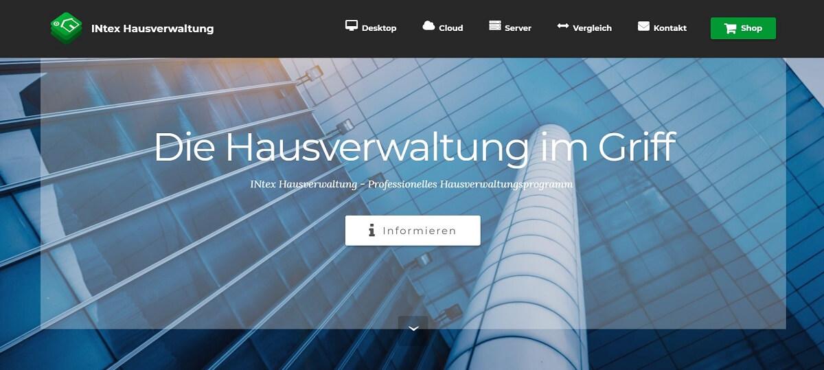 Online Hausverwaltung INtex