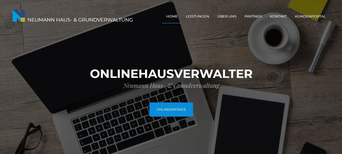 Online Hausverwaltung Onlinehausverwalter