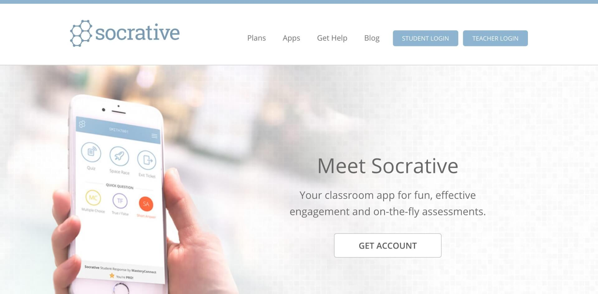 Socrative Interaktiver Vortrag Schueler Studenten JSS Digital 1