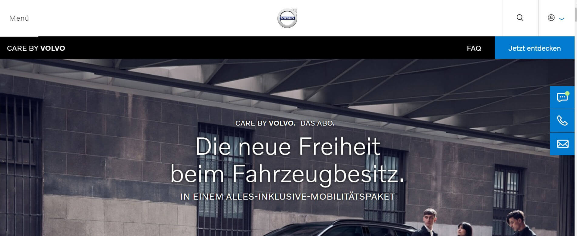 Auto Abo Care By Volvo