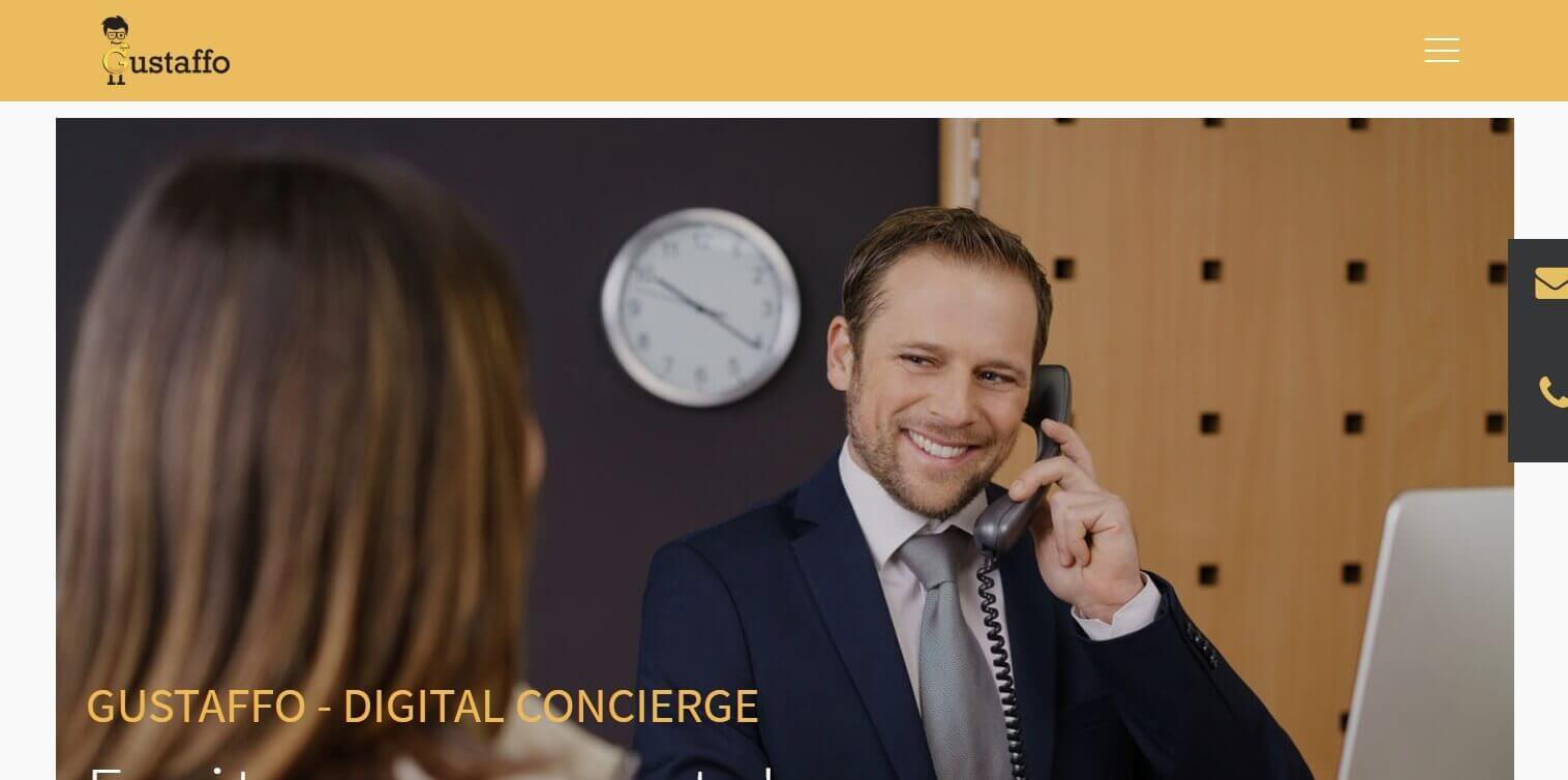 Digitales Hotel Gustaffo