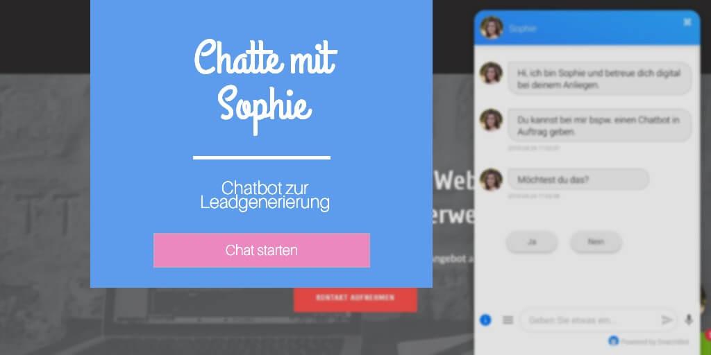 Chatbot Beispiel   Chatbot starten