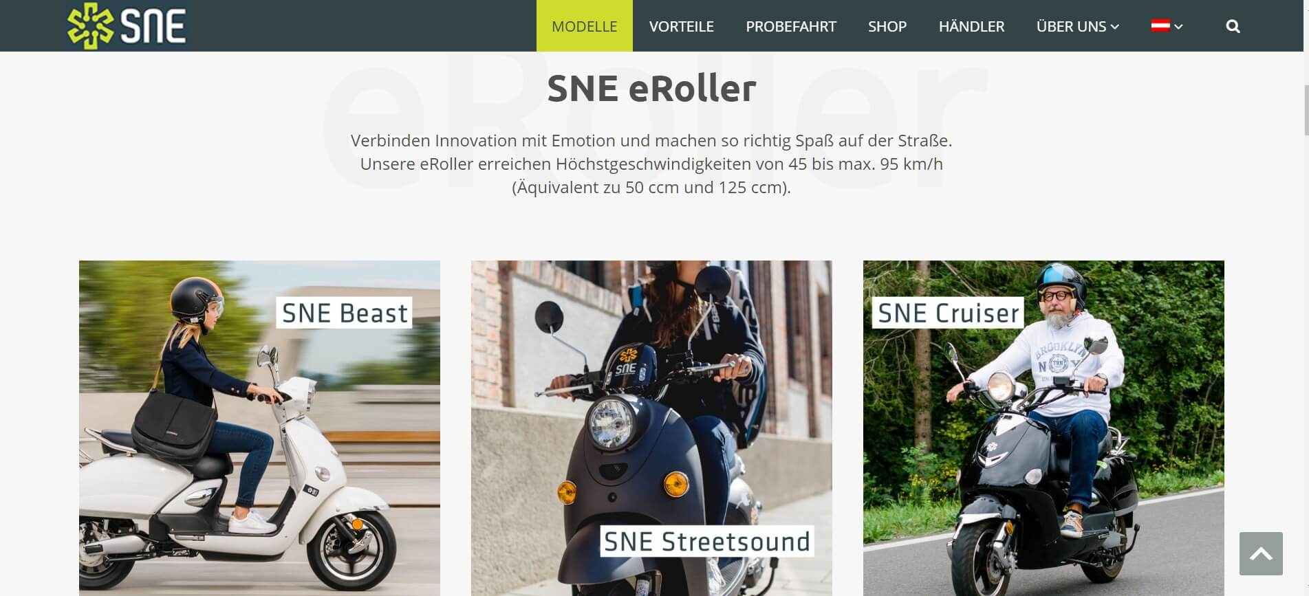 Appscooter SNE