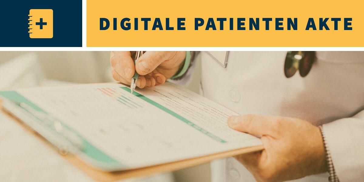 Beitrag: So funktioniert die Digitale Patientenakte – Vivy, TK Safe und Co 2019