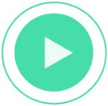 Play Button zum abspielen eines Videos