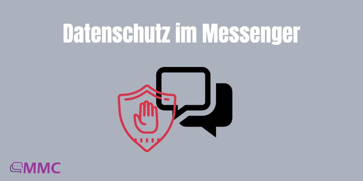 MMC Datenschutz Messenger