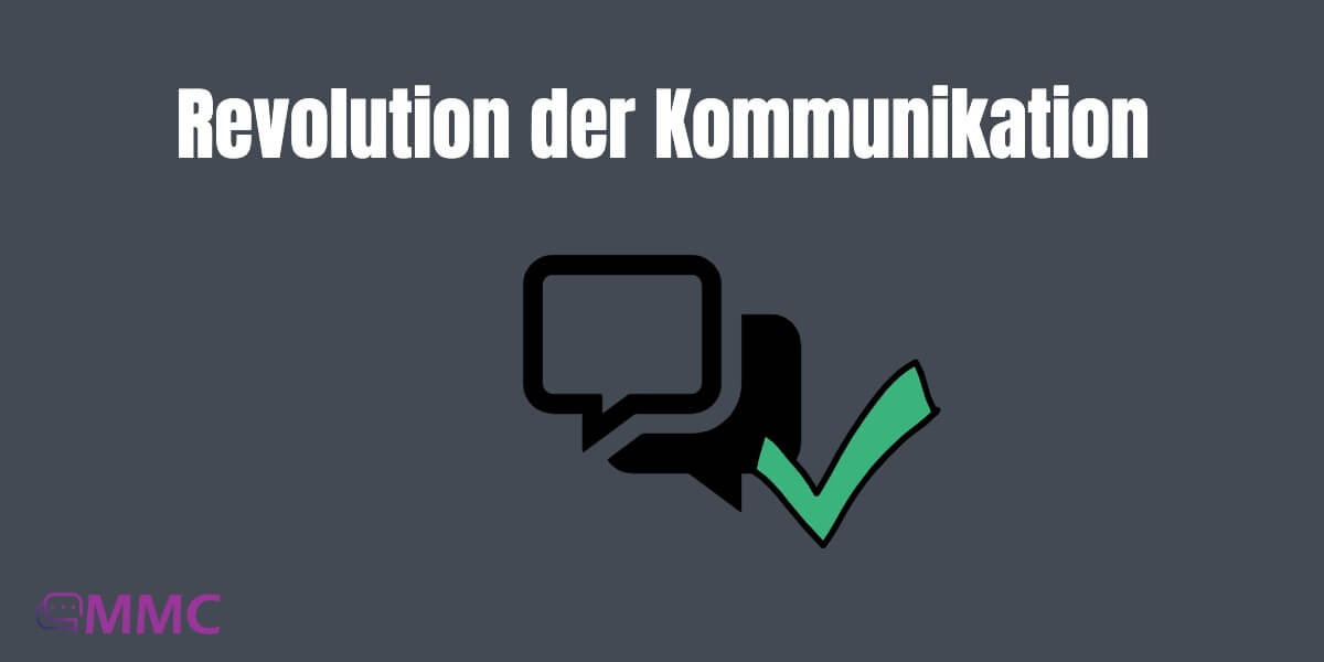 MMC revolution kommunikation