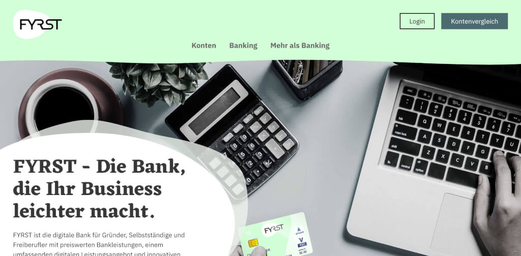 Digitale Bank fuer Unternehmer   Smartphone Banken