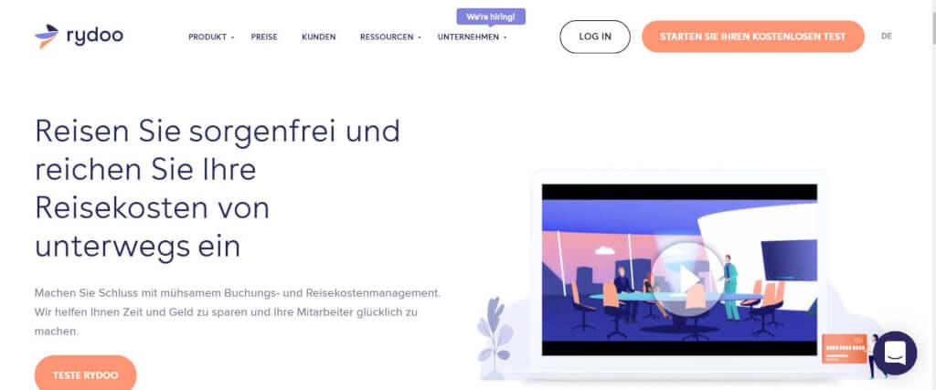 Reisekostenabrechnung digitalisieren Rydoo