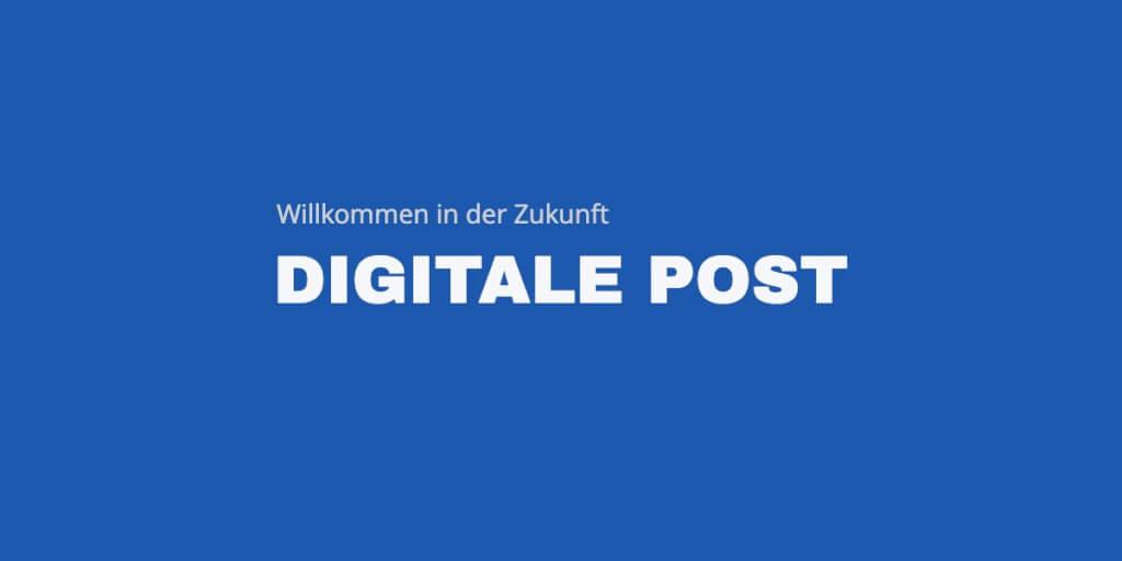 Digitale Post   Erfahrungen mit Caya Postscanservice