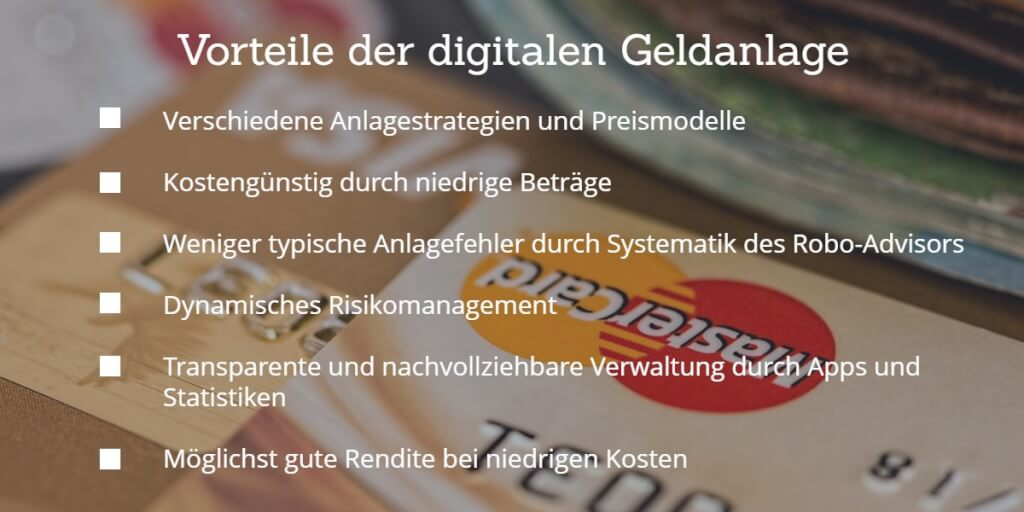 Digitale Vermoegensverwaltung Vorteile