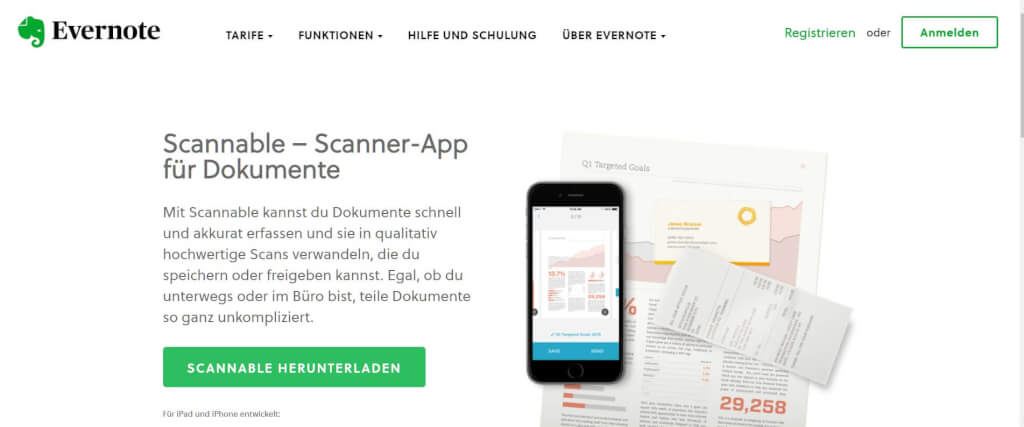 Scan Apps Scannable