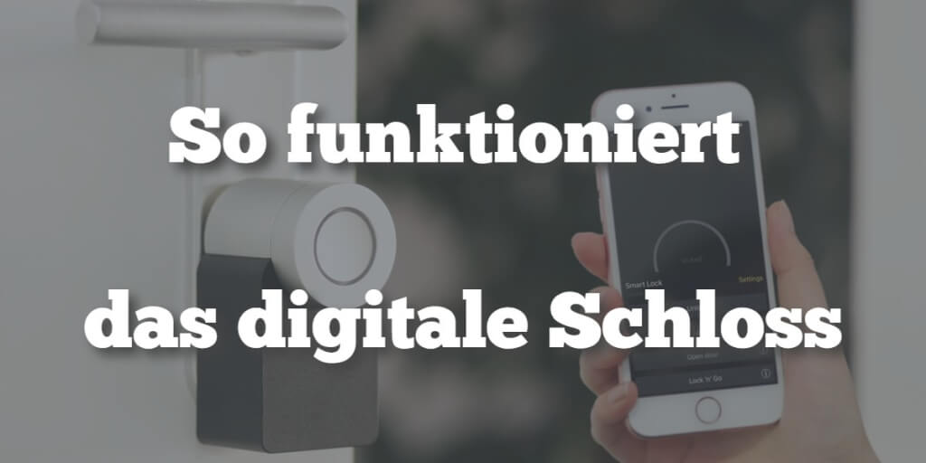 Digitales Schloss Eyecatcher