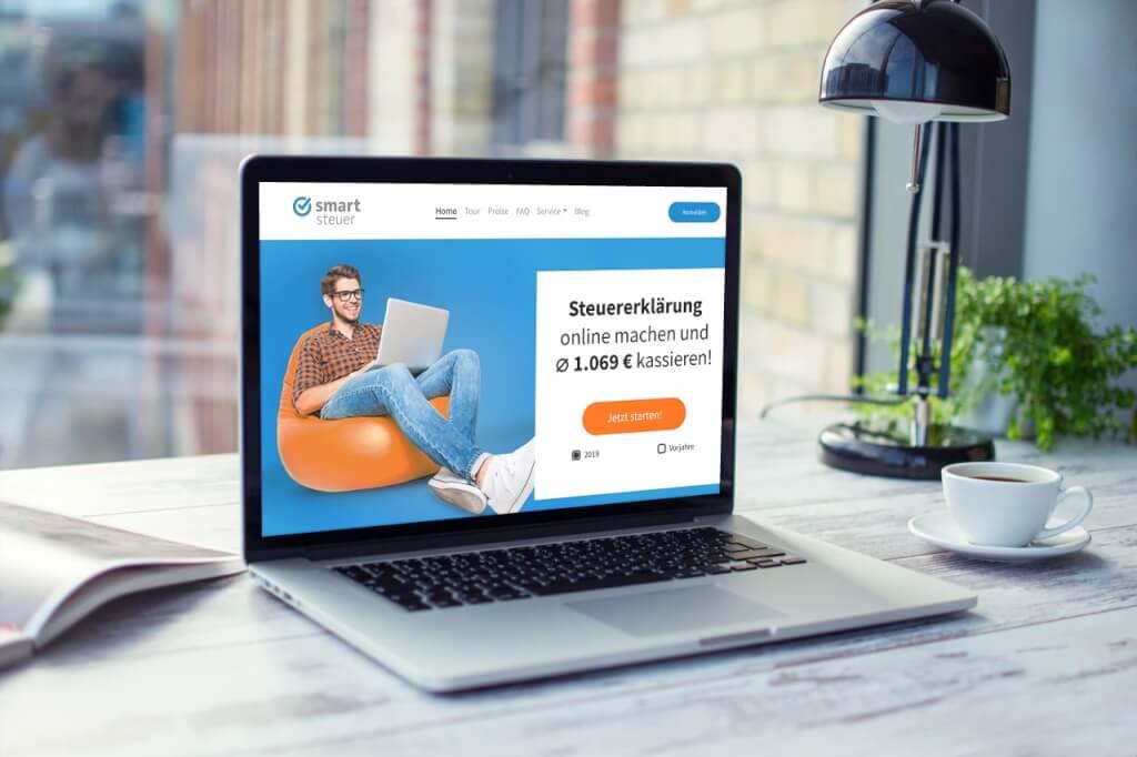 smartsteuer als Tool fuer Online Steuererklaerung
