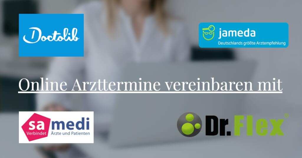 Eyecatcher Online Arzt Arzttermine