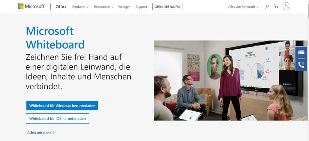 Online Whiteboard Tools Microsoft Whiteboard