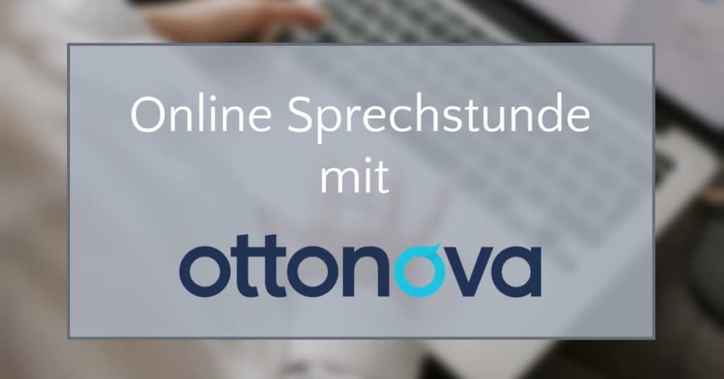 Online Arzt Sprechstunde ottonova