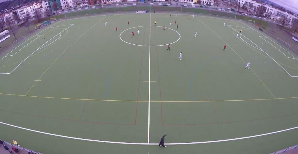 Videoanalyse Fussball coachingEye III