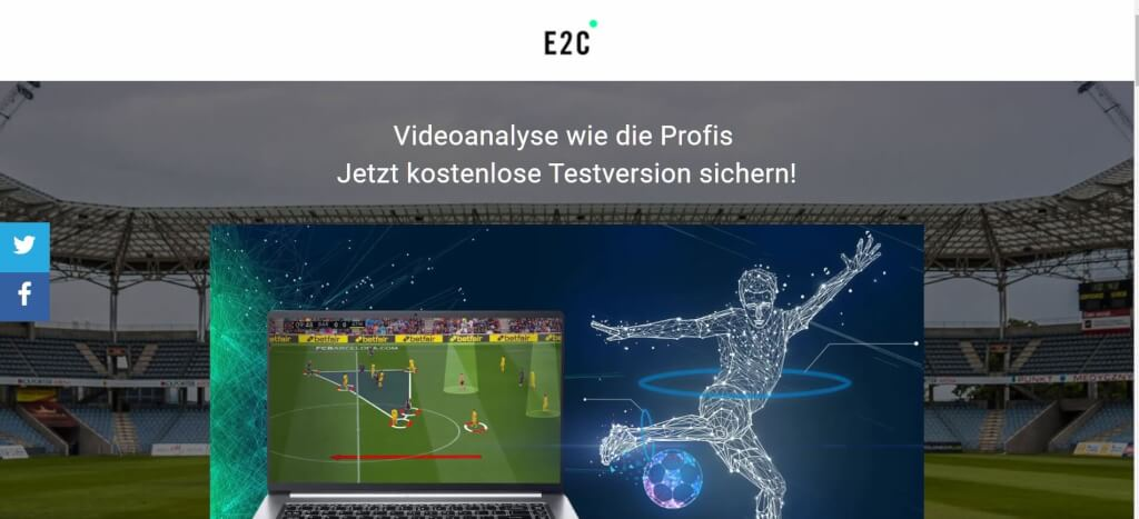 Videoanalyse Fussball easy 2 coach