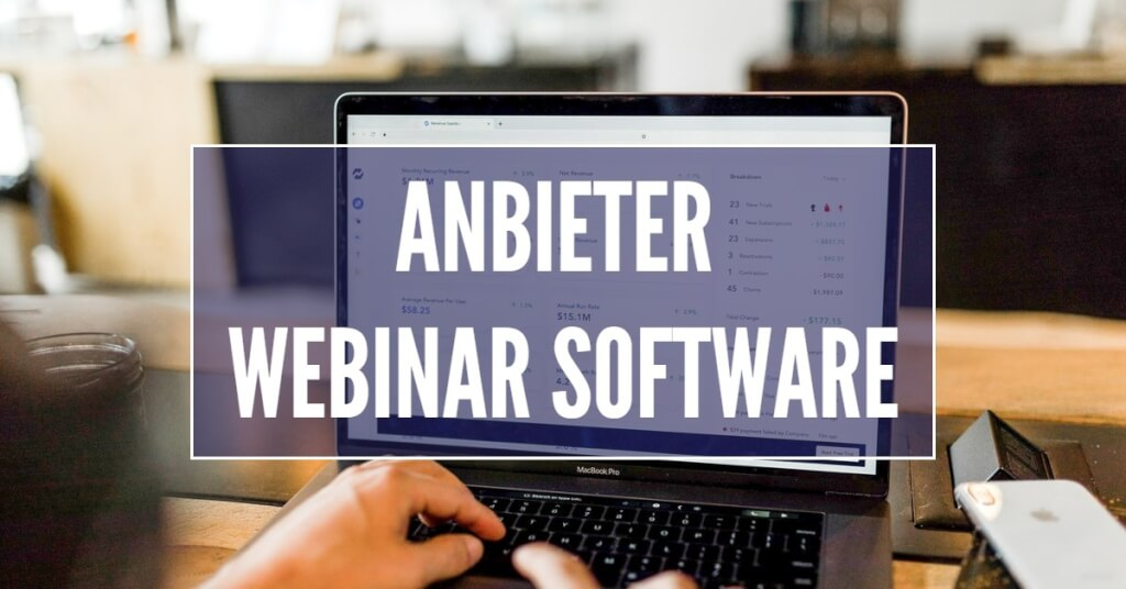 Webinar Software Eyecatcher Anbieter