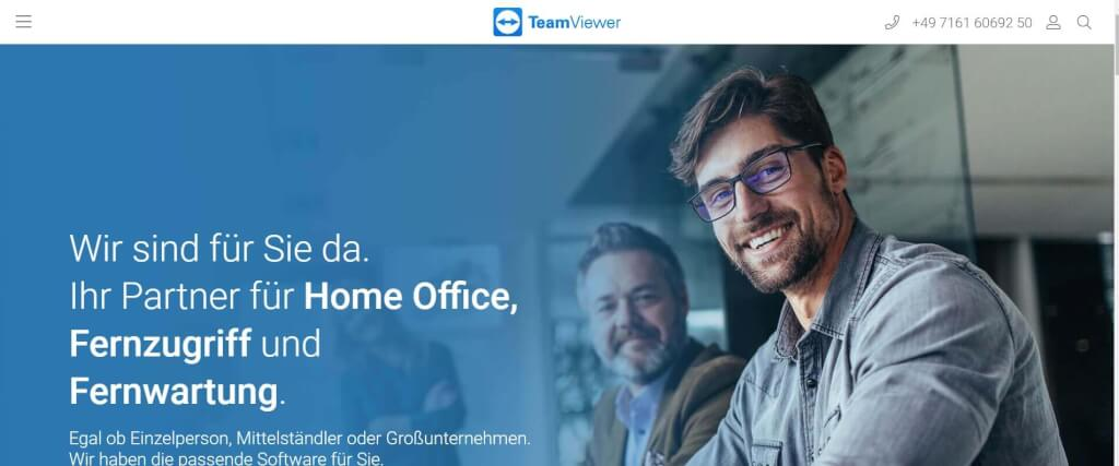 Webinar Software TeamViewer