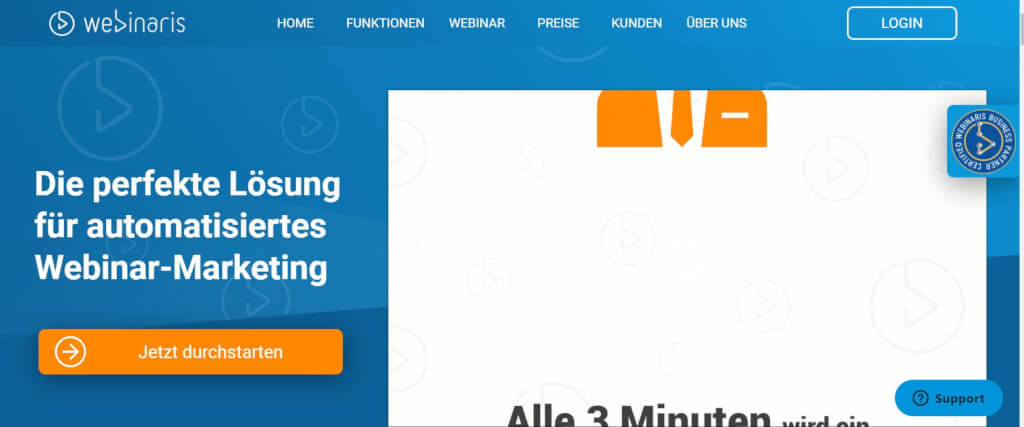 Webinar Software WEBINARIS