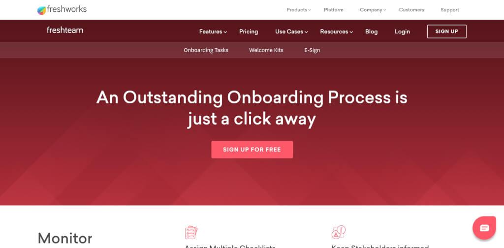 Employee Onboarding   Mitarbeiter Onboarding   freshworks   Digital Affin