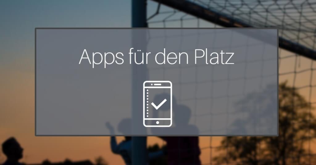 Fussballtrainer App Fussballsoftware Eyecatcher Apps