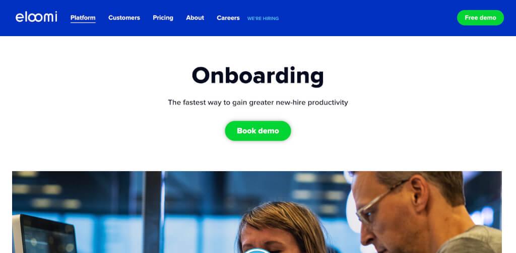 Onboarding eloomi   Digital Affin