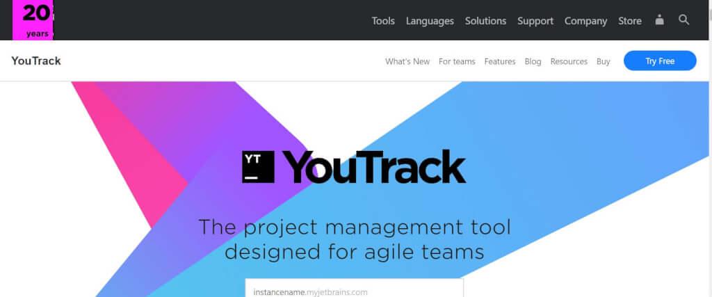 Digitale Roadmap YouTrack