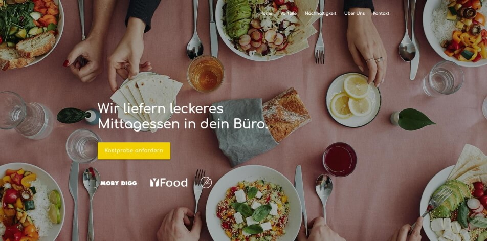 online kantine online catering poppamidi