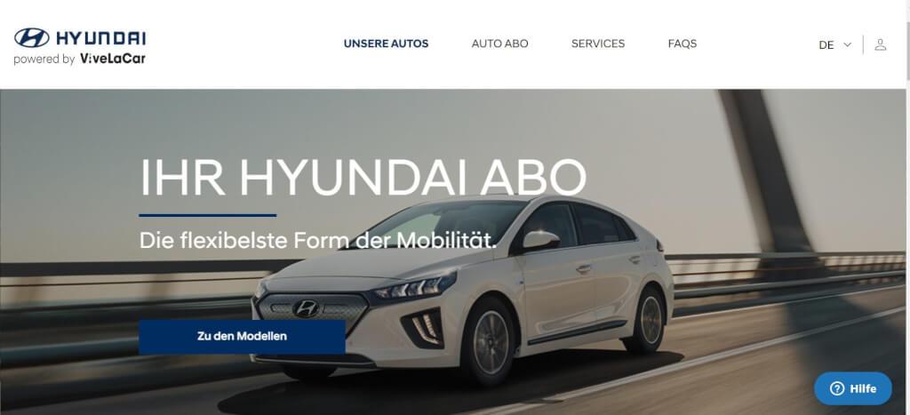 Auto Abo Hyundai Abo