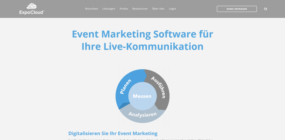 online messe virtuelle messe software expocloud