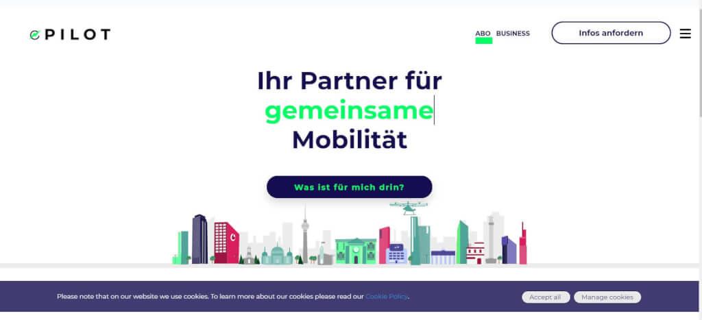 Digitales Mobilitaetsguthaben ePilot