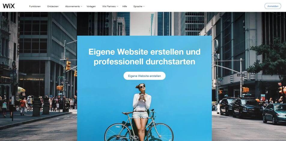digitale produkte verkaufen plattform wix