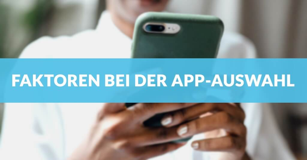 Gesundheitsapps App Auswahl copy
