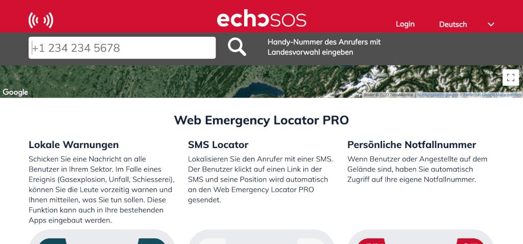Gesundheitsapps ECHOSOS