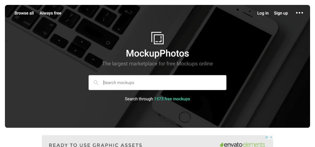 Mockups erstellen Mockup Photos