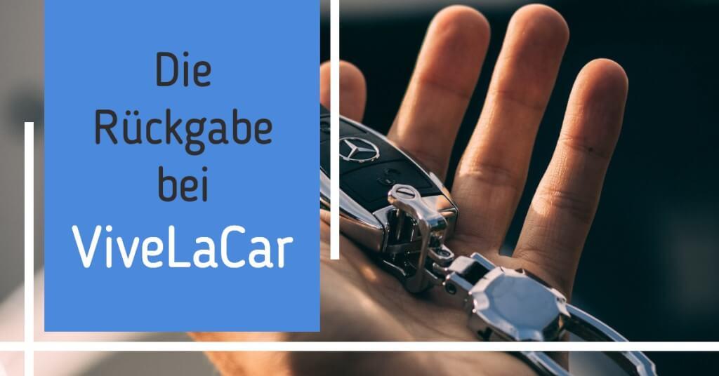 Auto Abo ViveLaCar Rueckgabe
