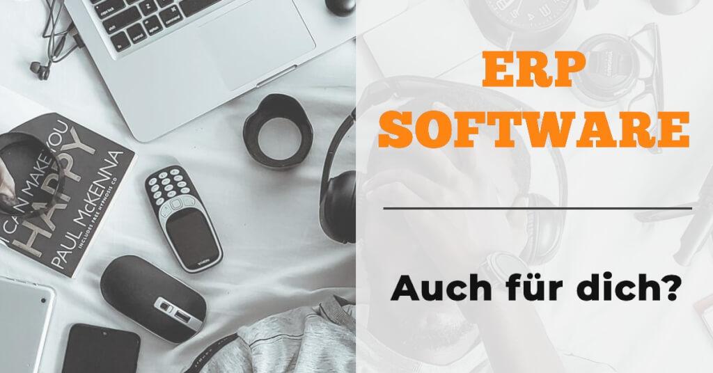 ERP Software Auch fuer dich