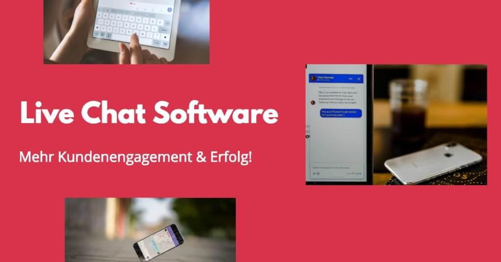 Beitrag: Mit einer Live Chat Software zu mehr Kundenengagement und Erfolg!