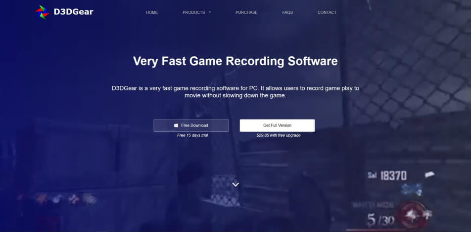 beste live streaming software kostenlos d3dgear
