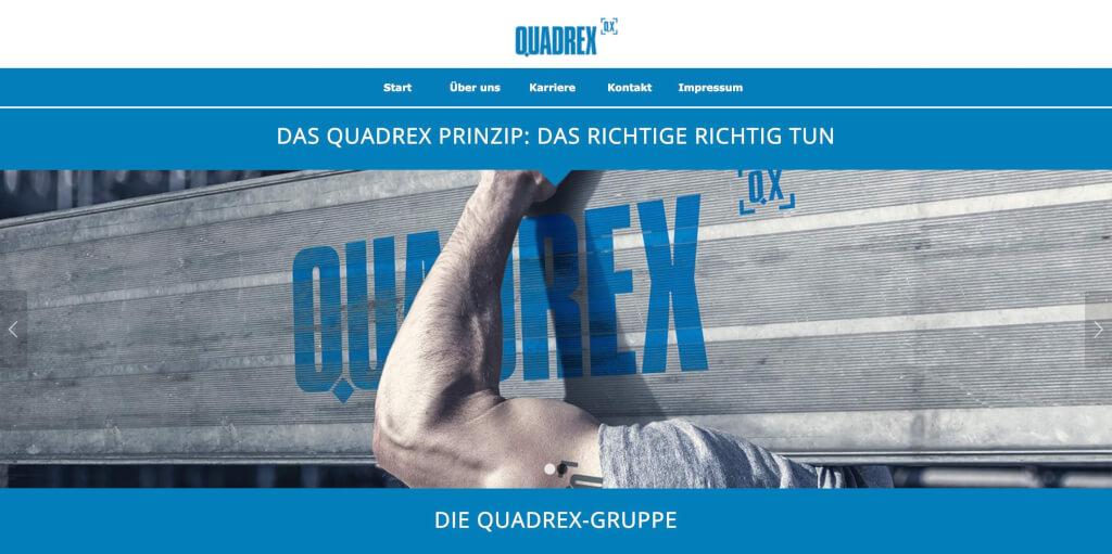 Startseite Quadrex Kundenerfahrung Commitly 1