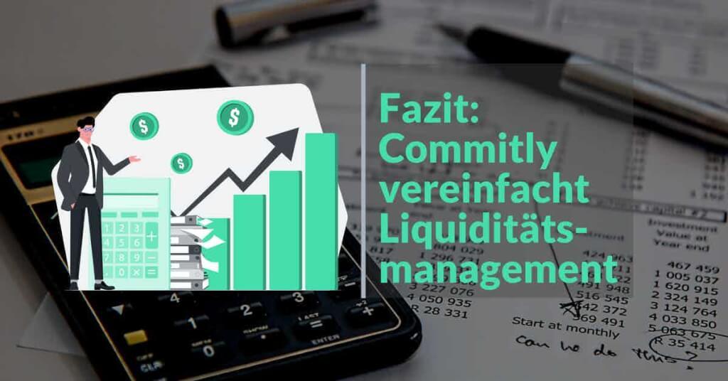 commitly erfahrungen liquiditaetsmanagement software kostenlos liquiditaetsmanagement tool fazit