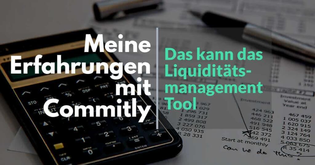Beitrag: Commitly Erfahrungen – top visualisierte Unternehmensfinanzen!